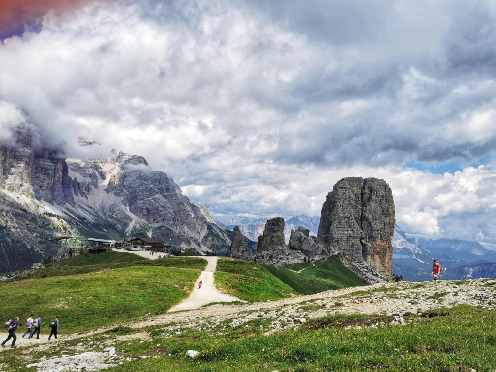 5 torri turismo sostenibile