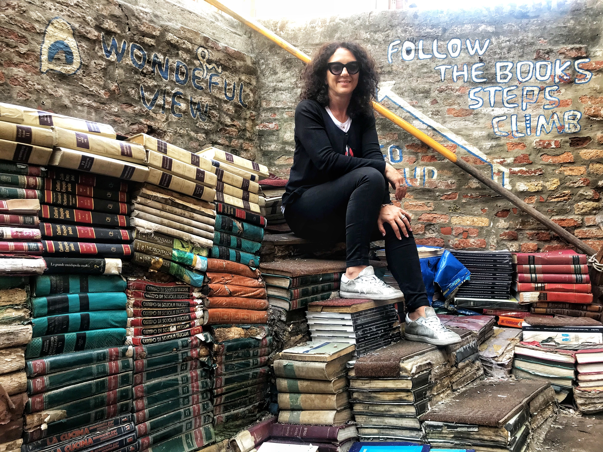 libreria Venezia fuori dai luoghi famosi