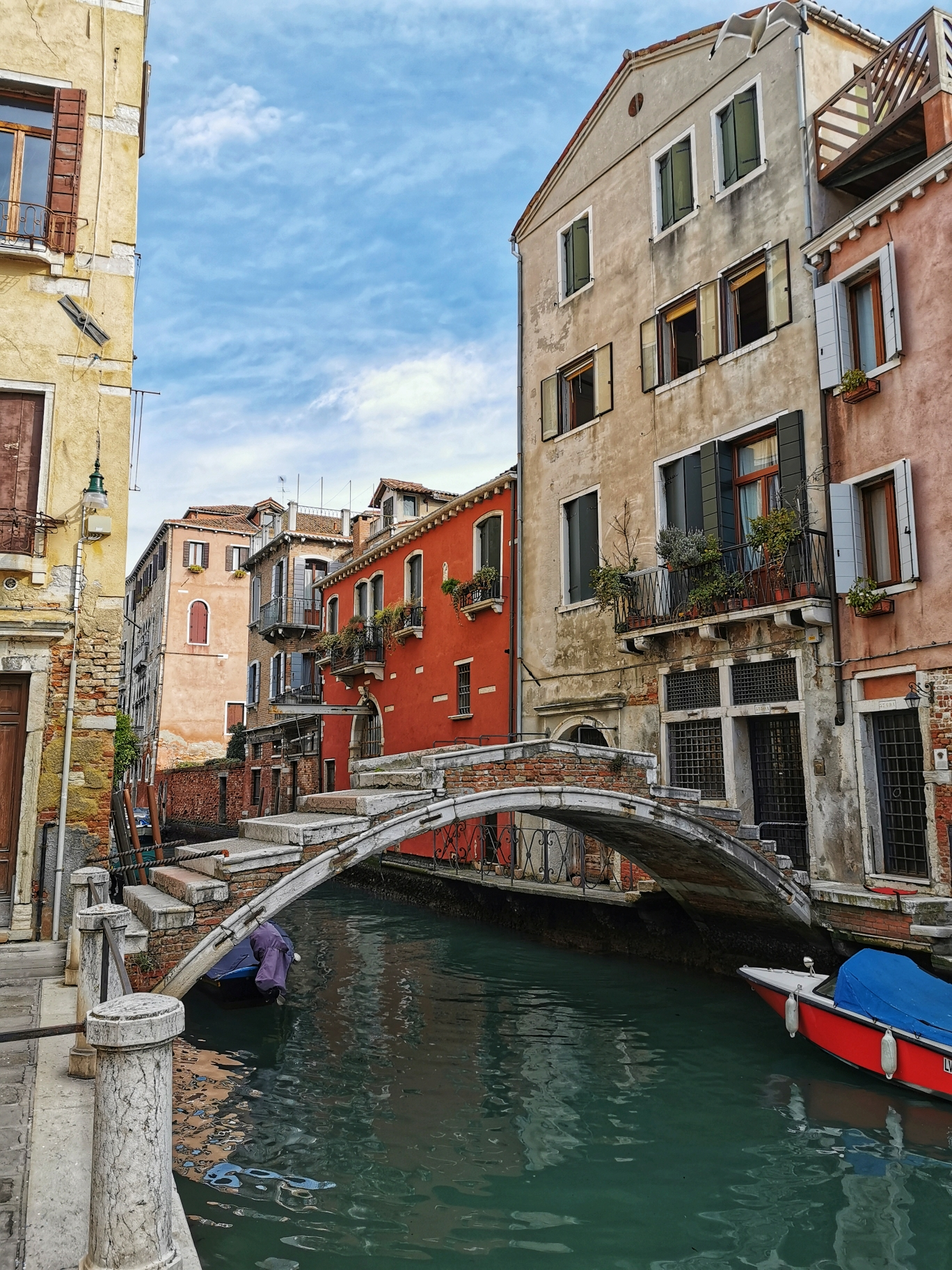 Ponte Chiodo venezia