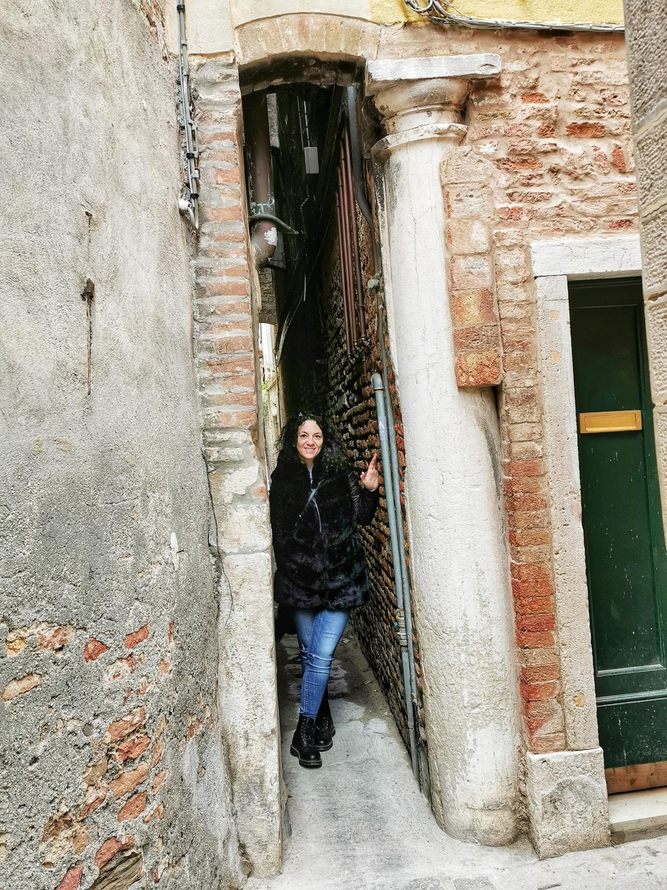 Calle Varisco Venezia