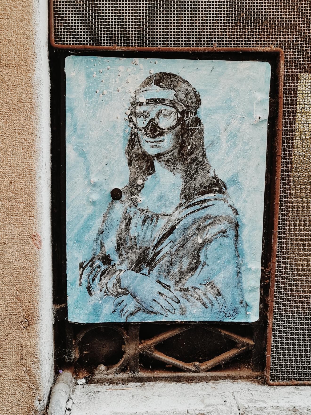 Venezia fuori dai luoghi famosi - Street art