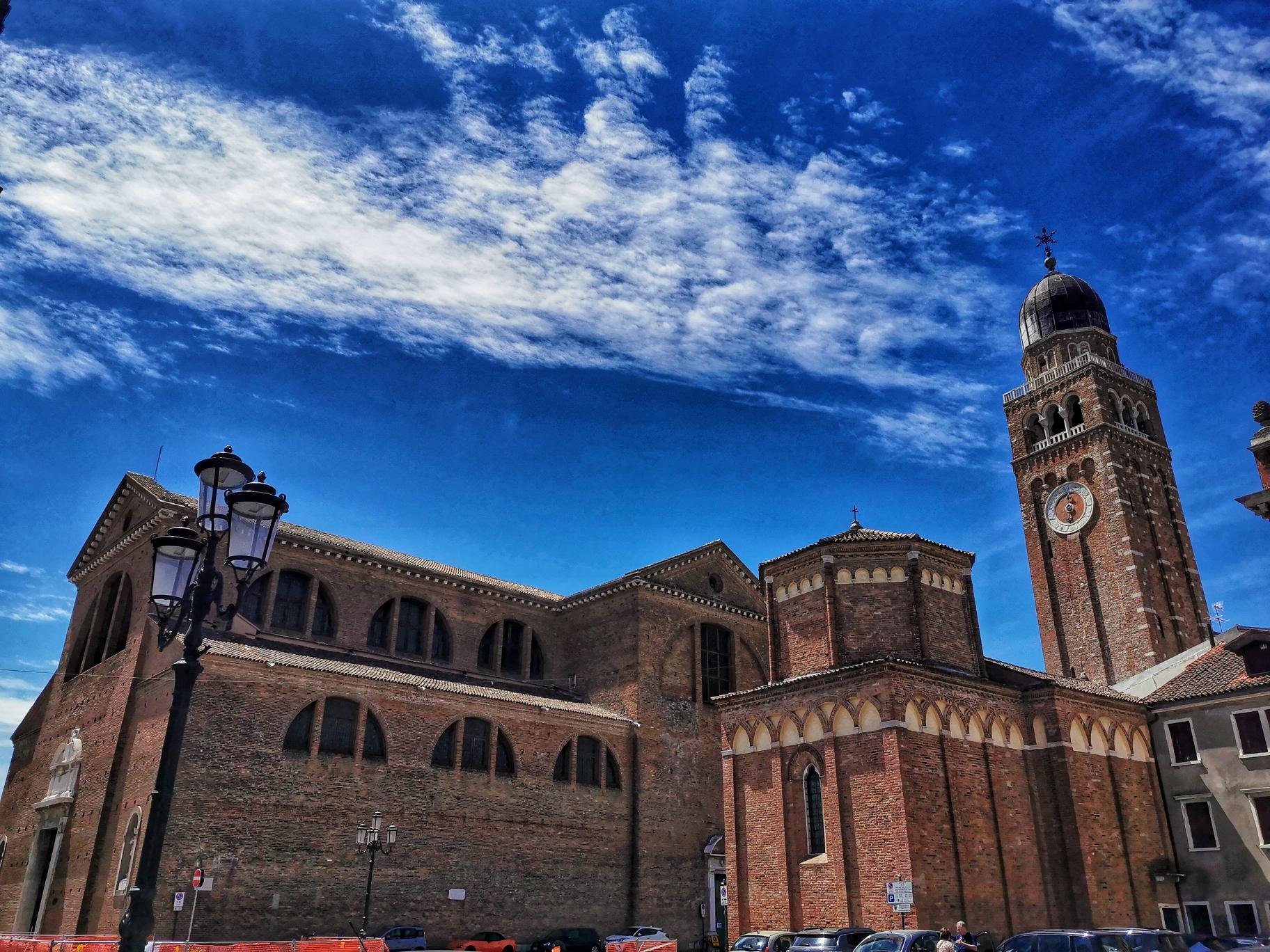 giornata a Chioggia, Duomo
