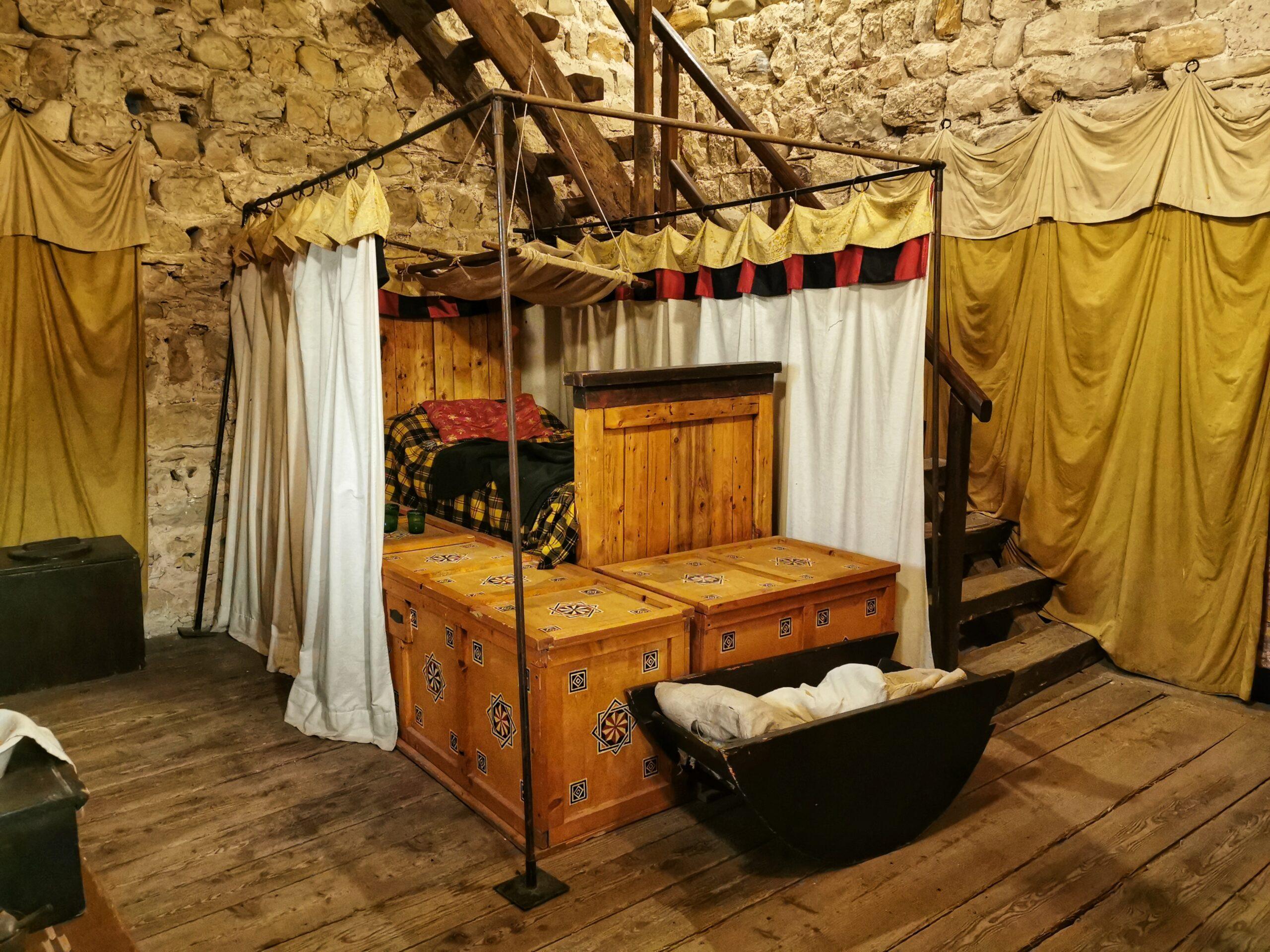 camera castello zumelle