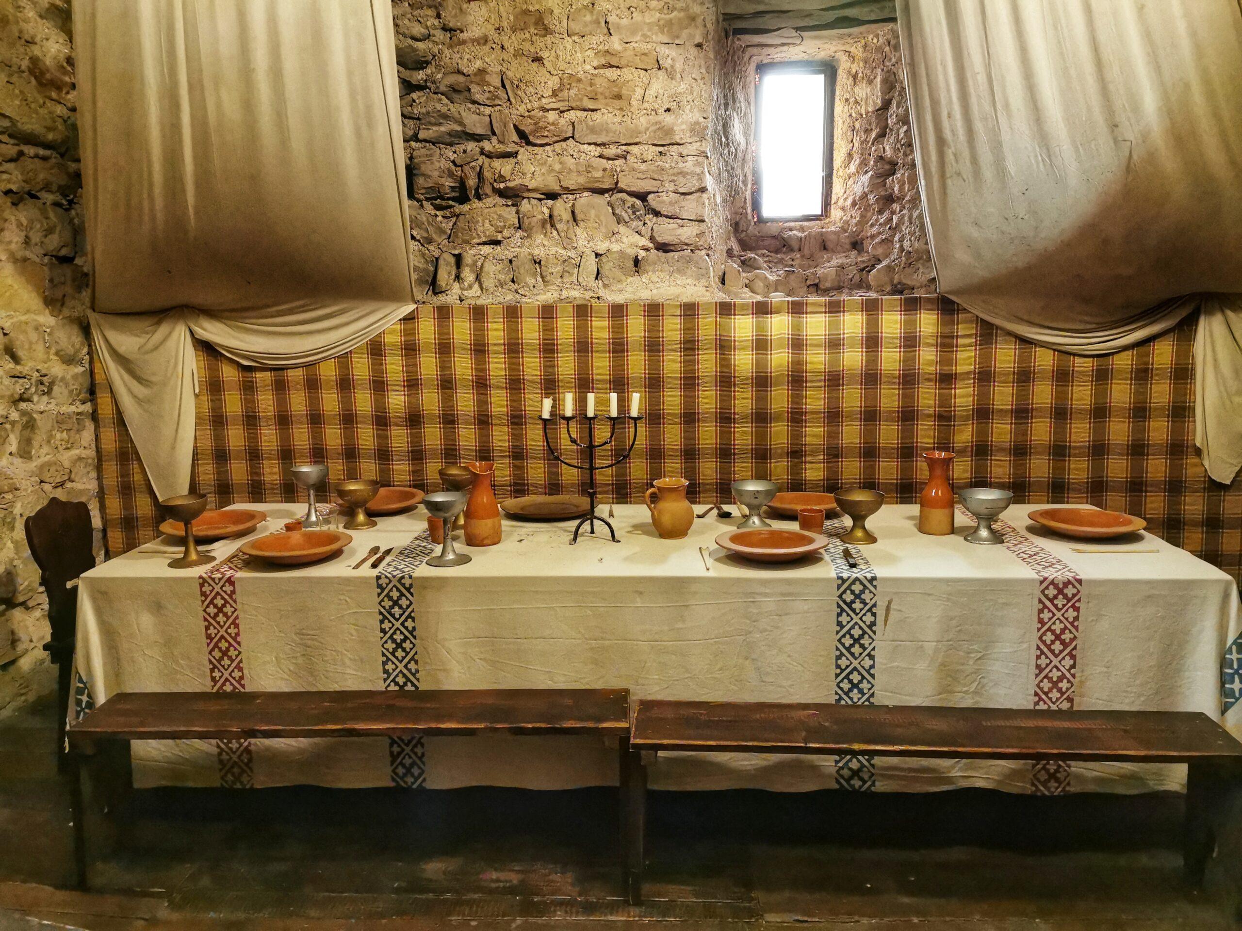 pranzo castello zumelle
