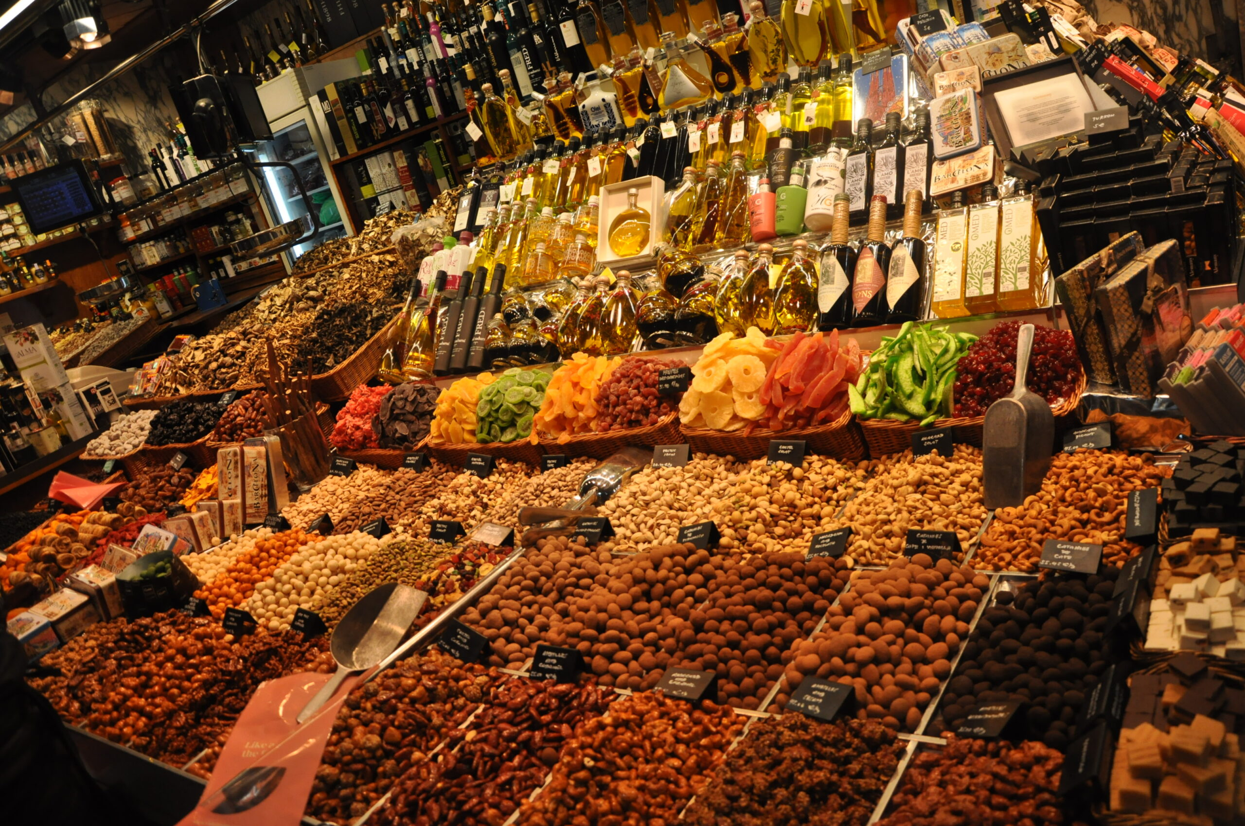barcellona mercato