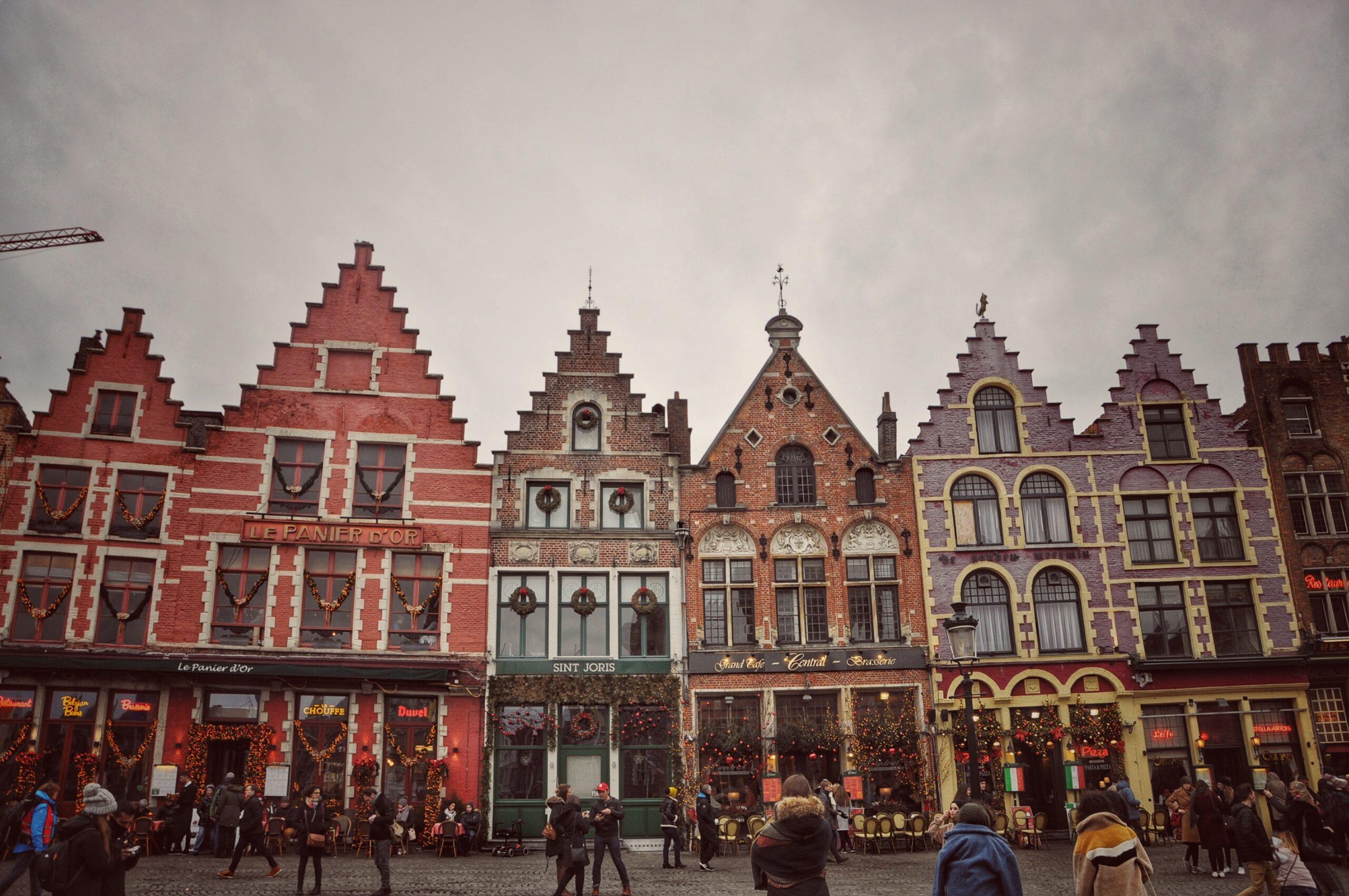Bruges cos vedere in 2 giorni piazza mercato