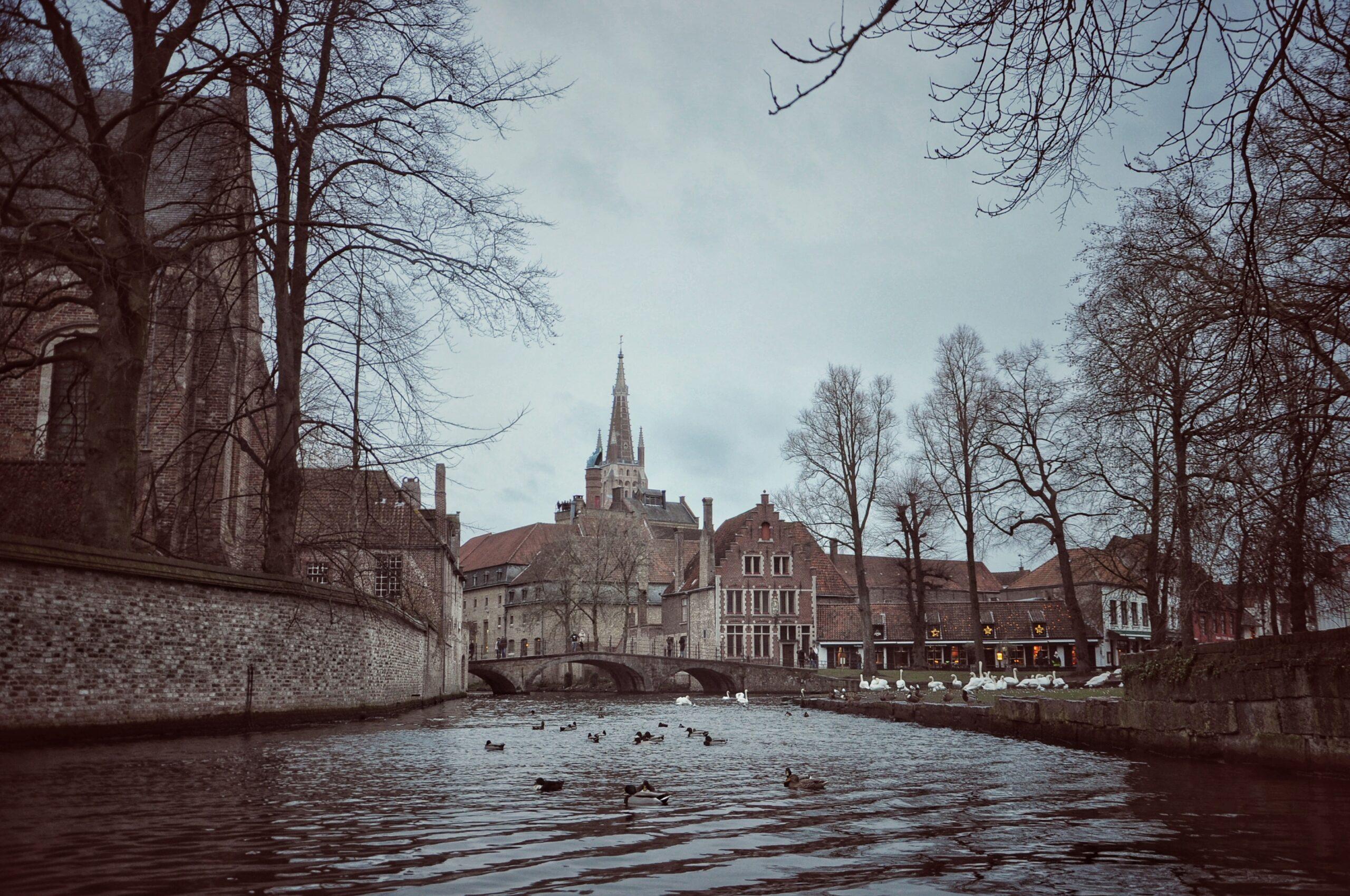 Bruges canali