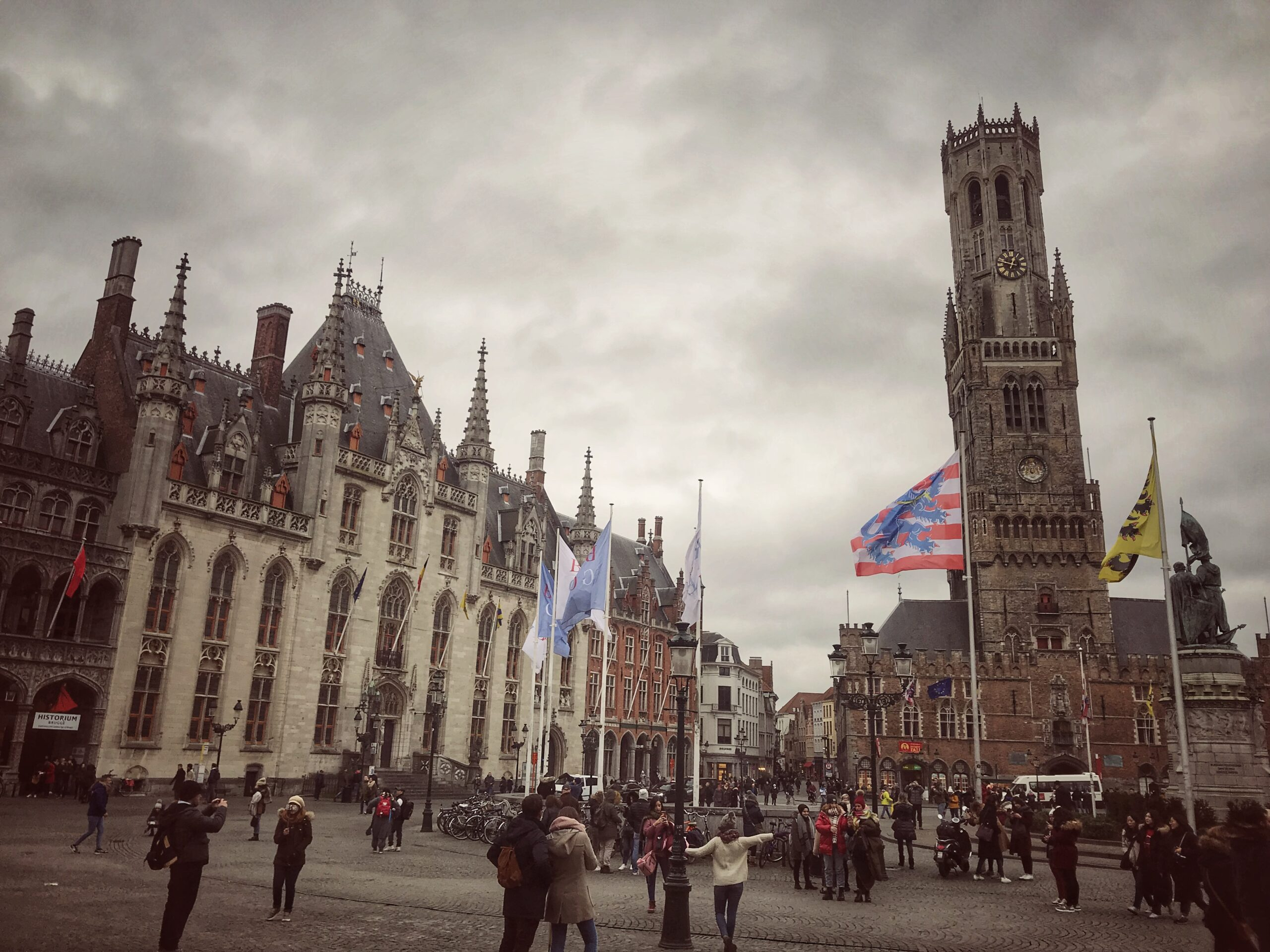 Bruges cosa vedere in 2 giorno Belfort