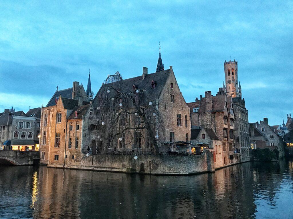 Bruges 2 giorni