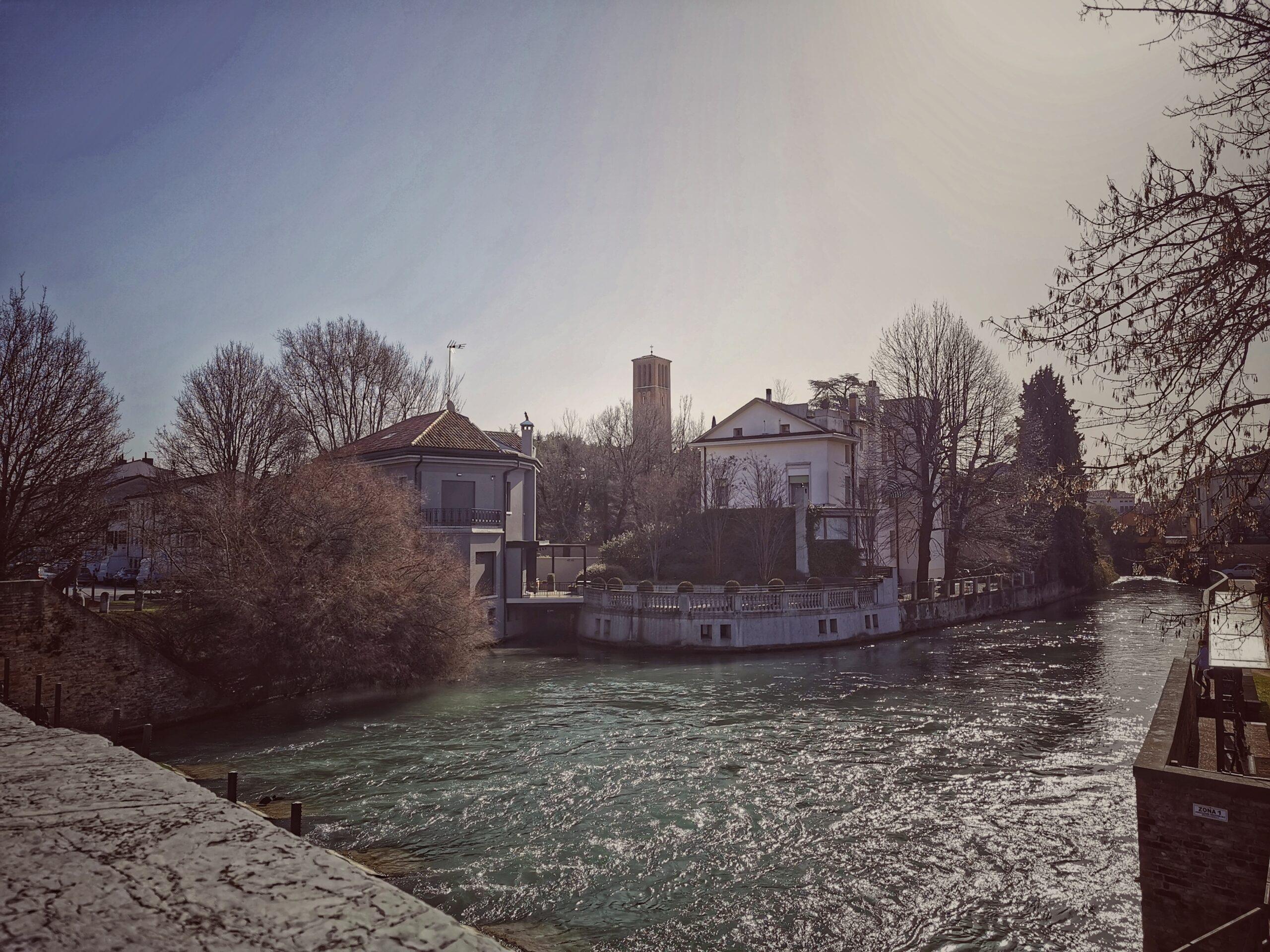 cosa vedere a Treviso il Sile