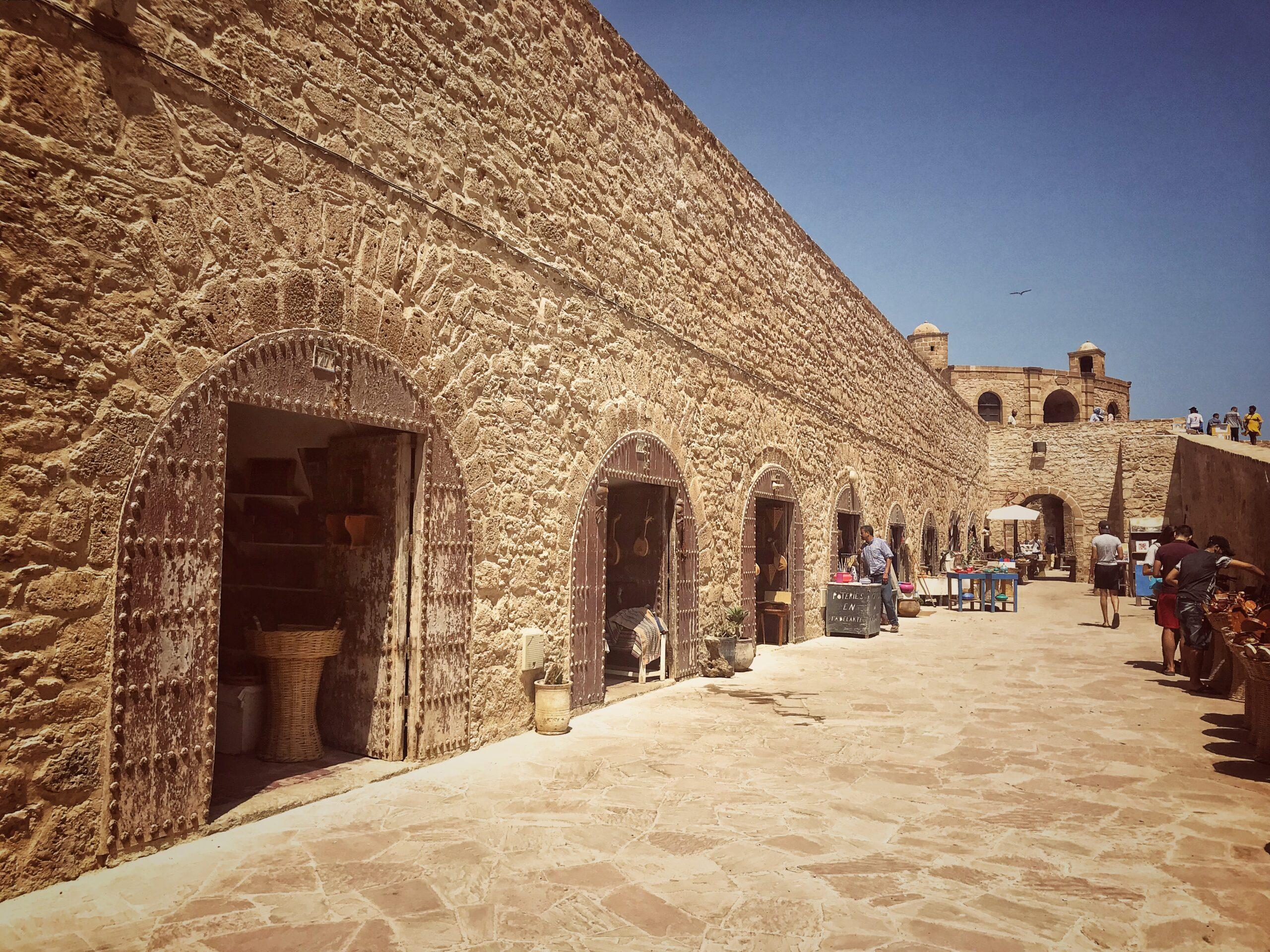 Marocco on the road: Essaouria