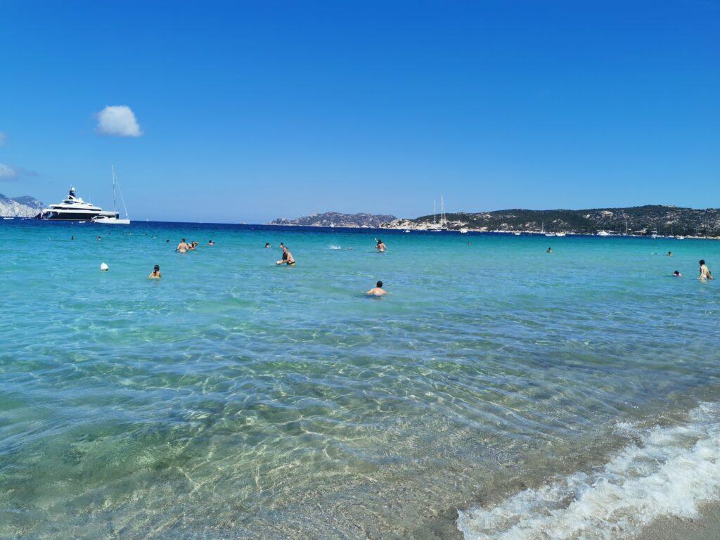 spiaggia Sardegna estate 2021
