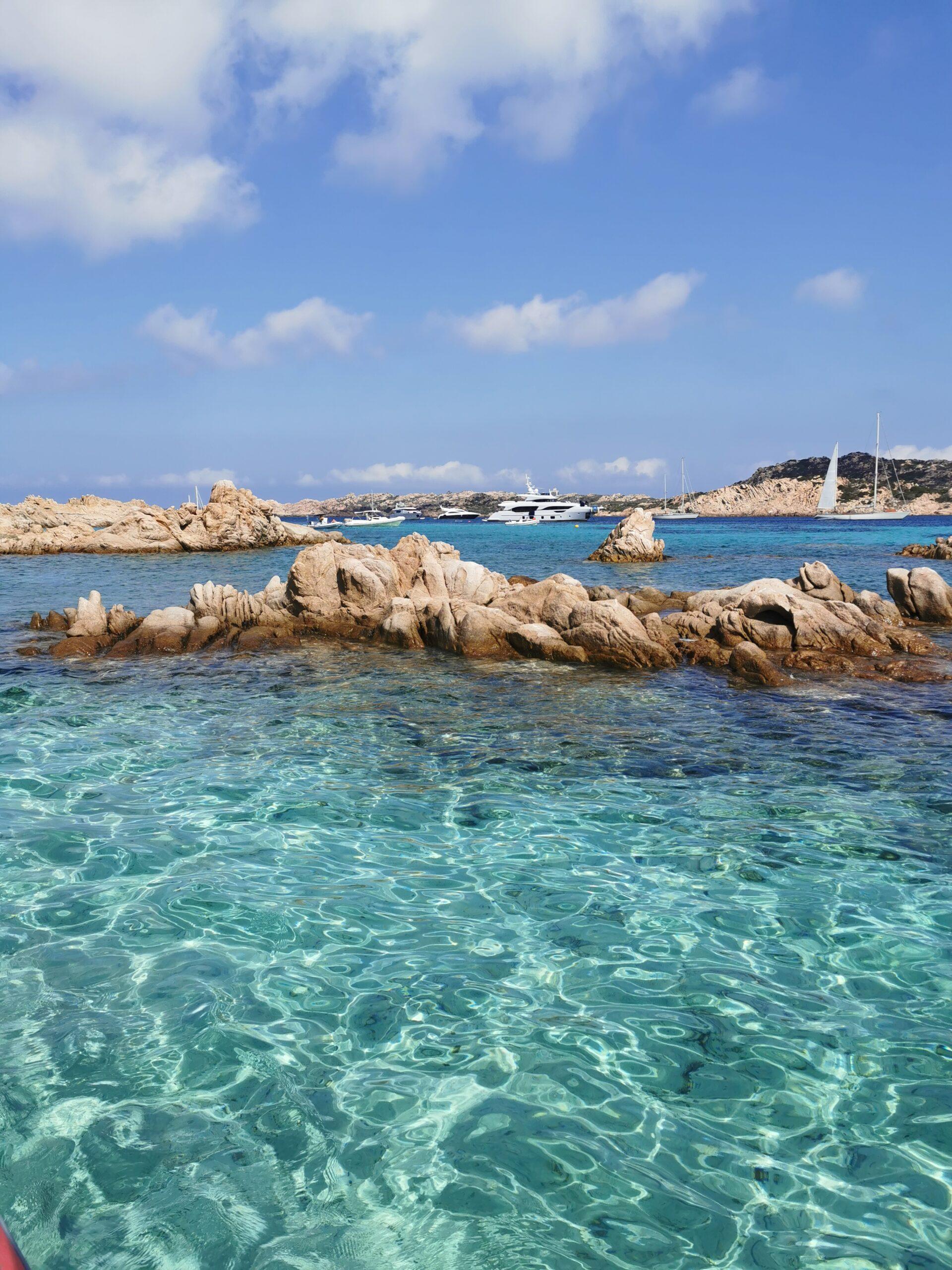 mare limpido Sardegna
