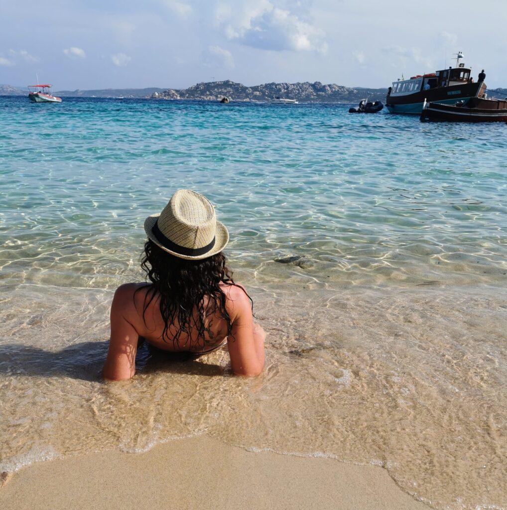 Spiaggia Isola Spargi
