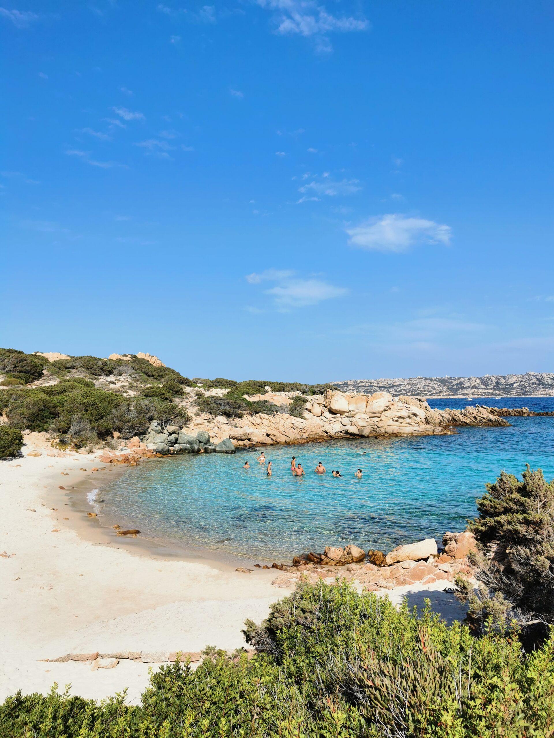 Isola Spargi Maddalena