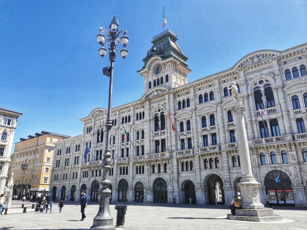 Piazza Trieste