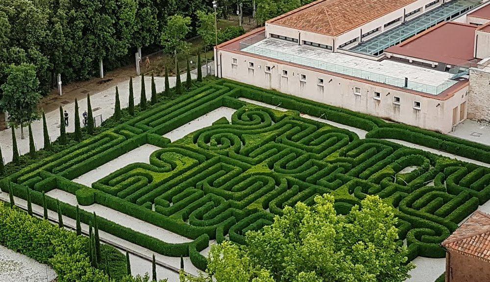 labirinto Isola San Giorgio