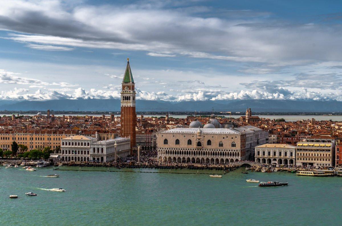 Piazza San Marco Venezia segreta