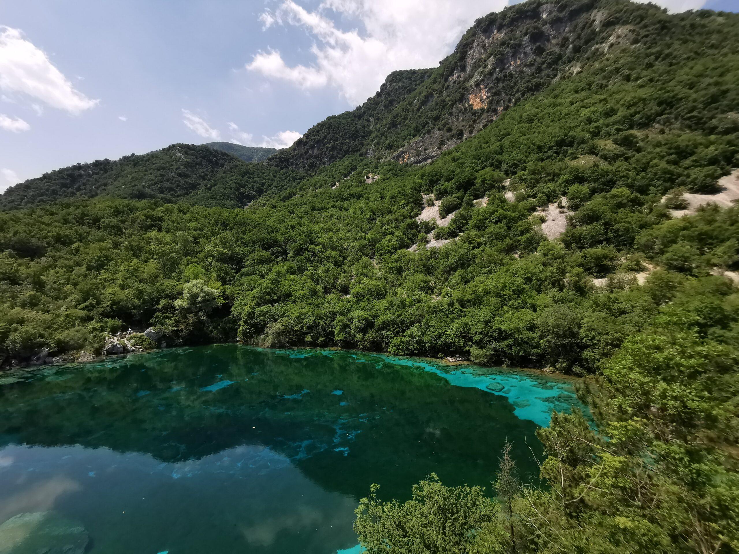 cornino lago