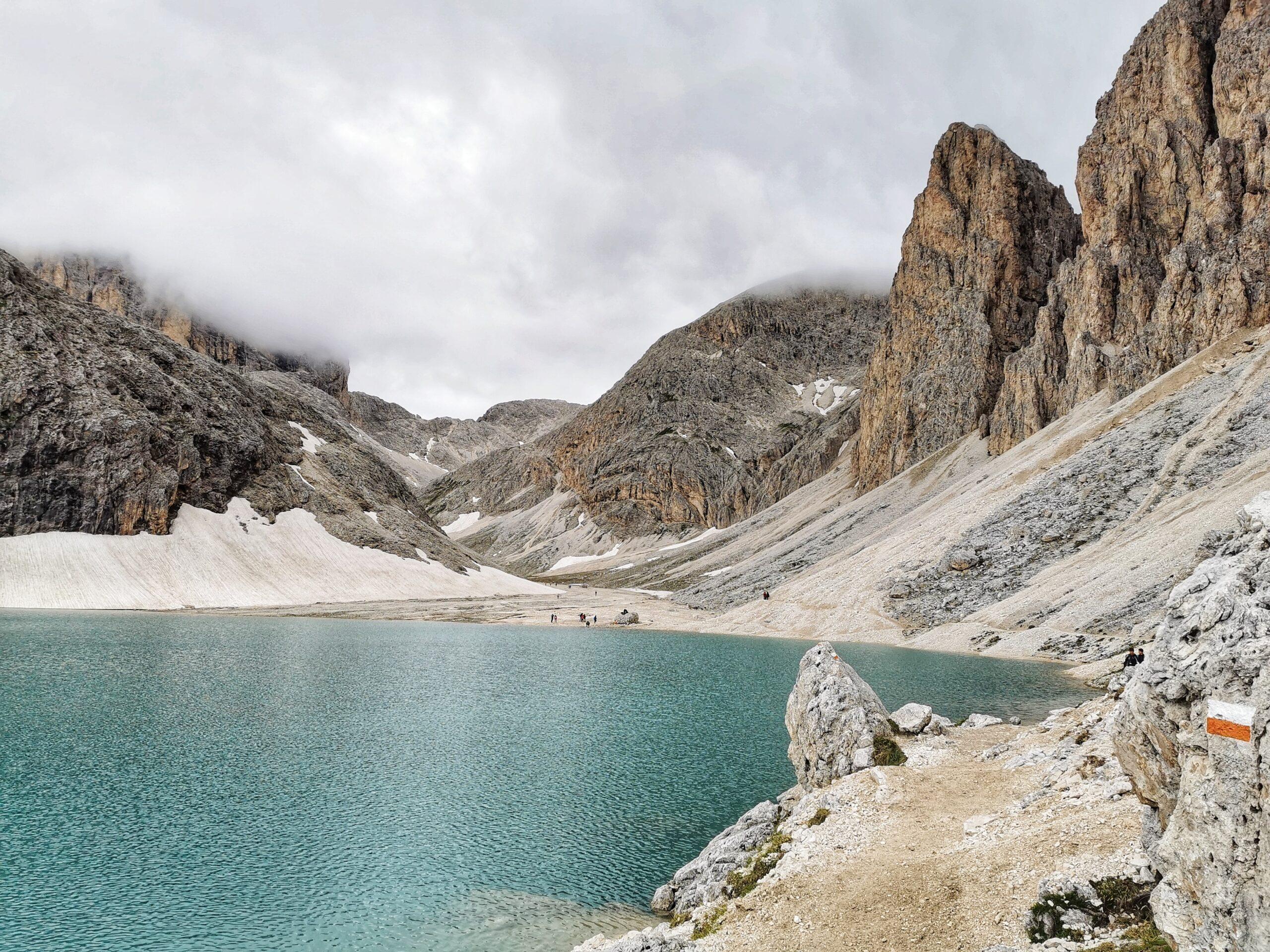 escursione lago di Antermoia