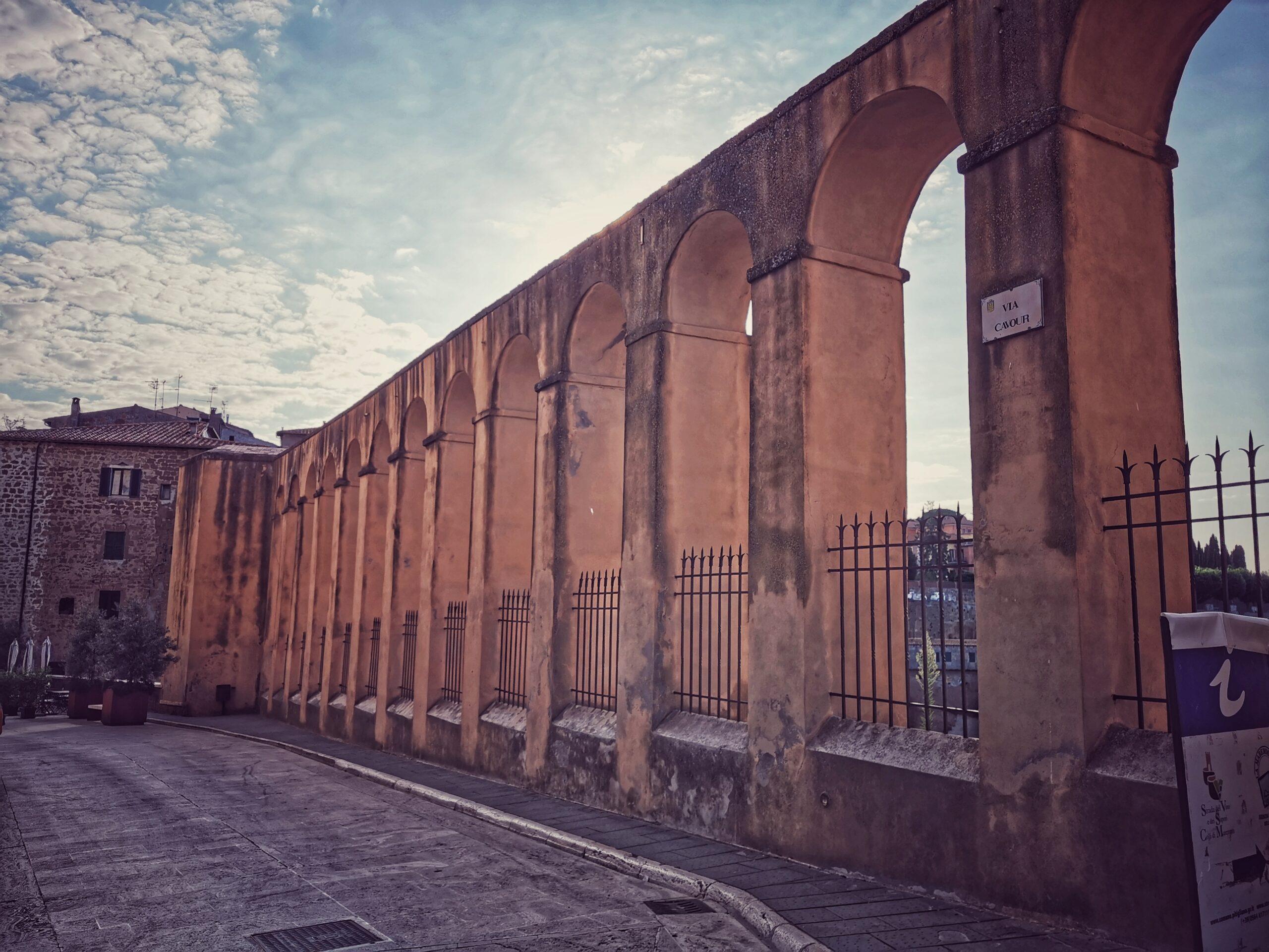 acquedotto Pitigliano