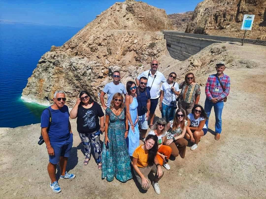 travel blogger italiane giordania